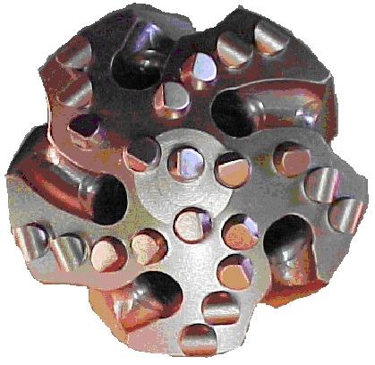Step Drill Bit >> KC Bit & Supply, Rock Bits for the Rotary Drilling Industry
