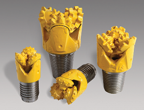 Atlas Copco Tooth Bits