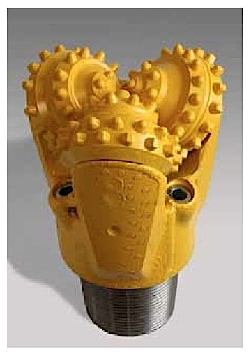 Atlas Copco Button Bit With Armor Protection