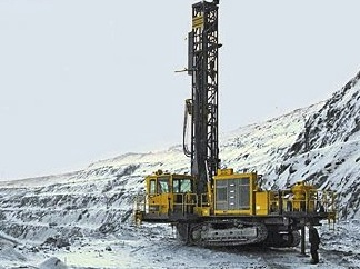 Atlas Copco Drilling Rig